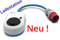 Neu ! Ladestation